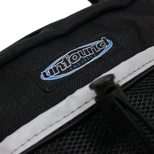 Image of UNFOUND PROJECTS SHOULDER REFLECT BAG