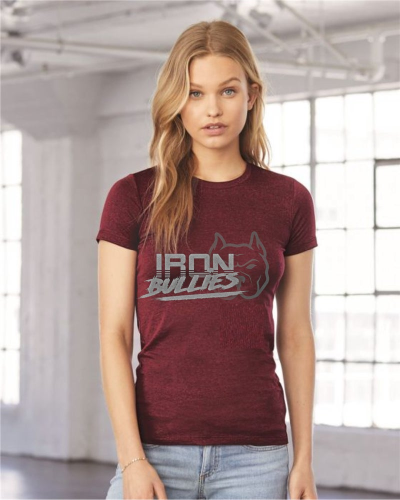 Image of Maroon Battle Tee