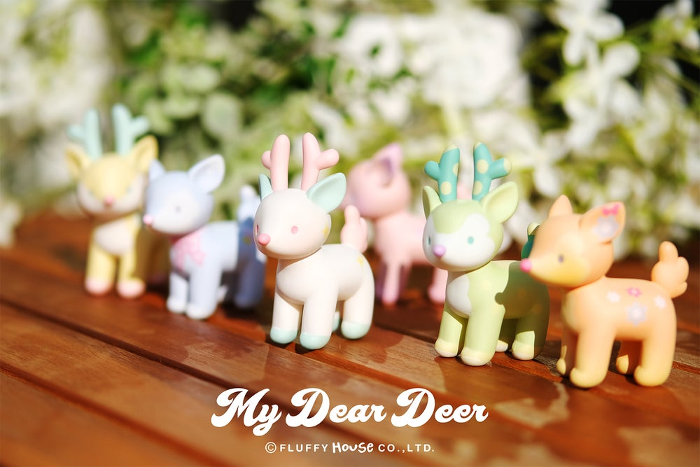 Image of My Dear Deer Blind Box (Whole Set)