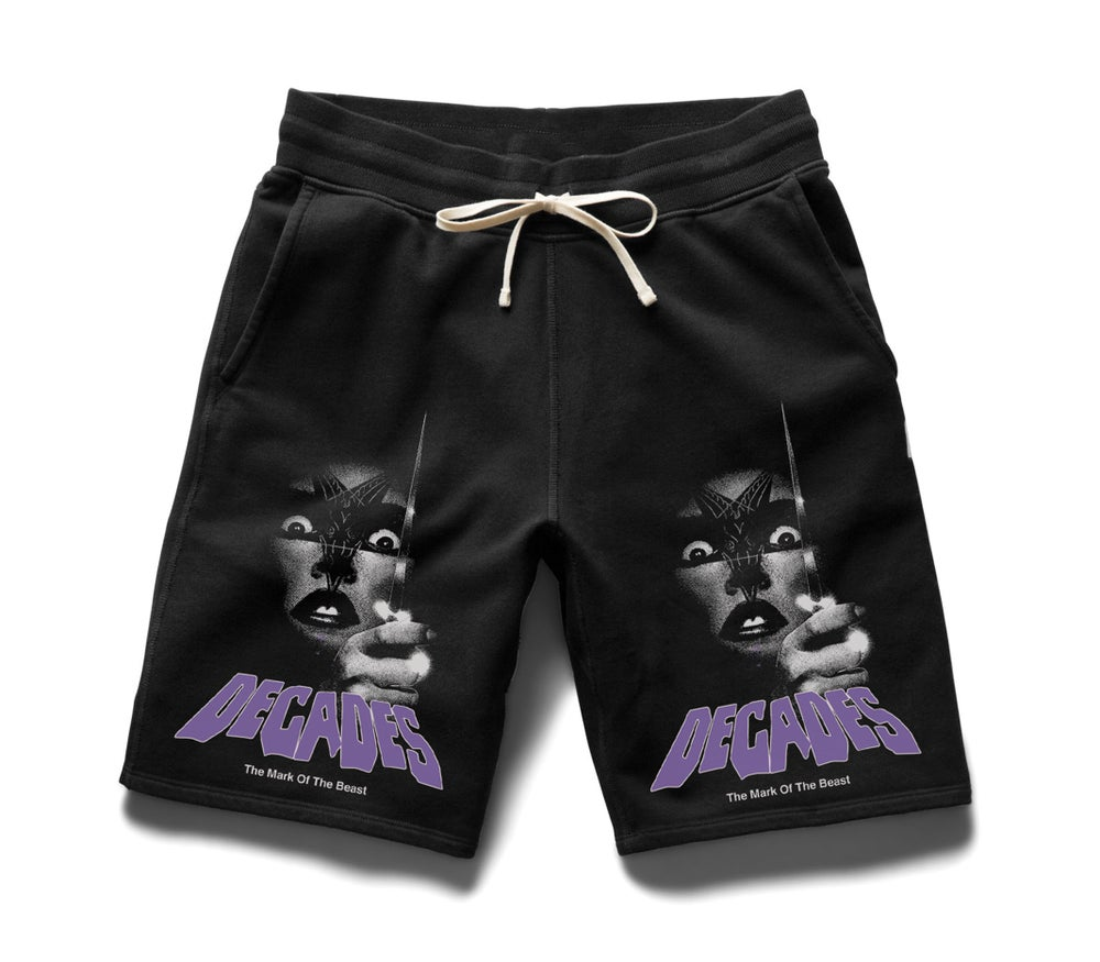 Image of Mark of the Beast Sweat-shorts