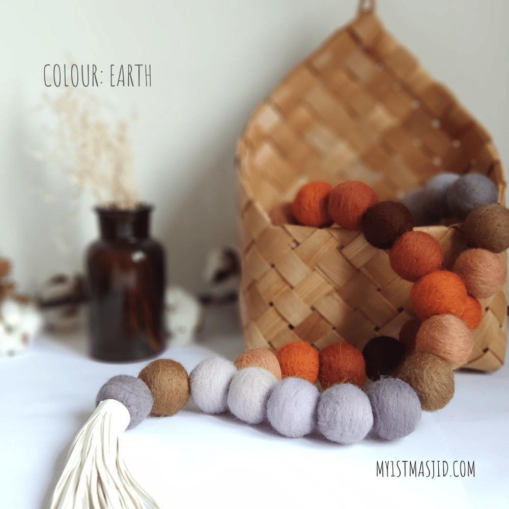 Image of Jumbo Tasbeeh / Prayer Beads (NEW COLOURS)