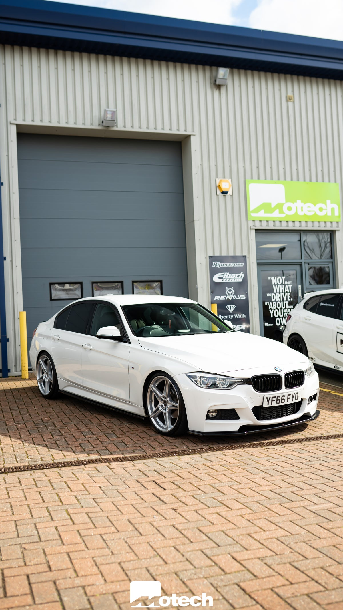 Image of BMW 3 Series Maxton Kit F30
