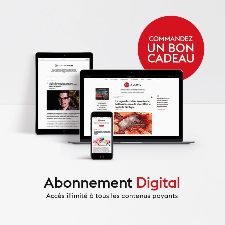 Image of Bon cadeau: Abonnement Digital