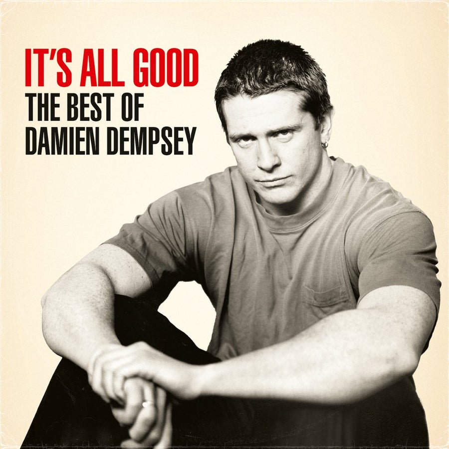 Image of Damien Dempsey - It's All Good - The Best Of
