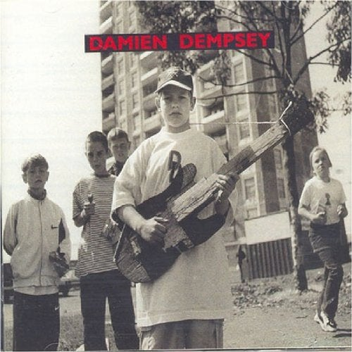 Image of Damien Dempsey - They Don't Teach This Shit In School