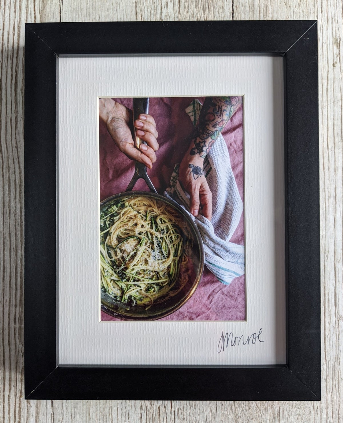 """Image of 8x6"""" Framed Picture by Jack Monroe"""
