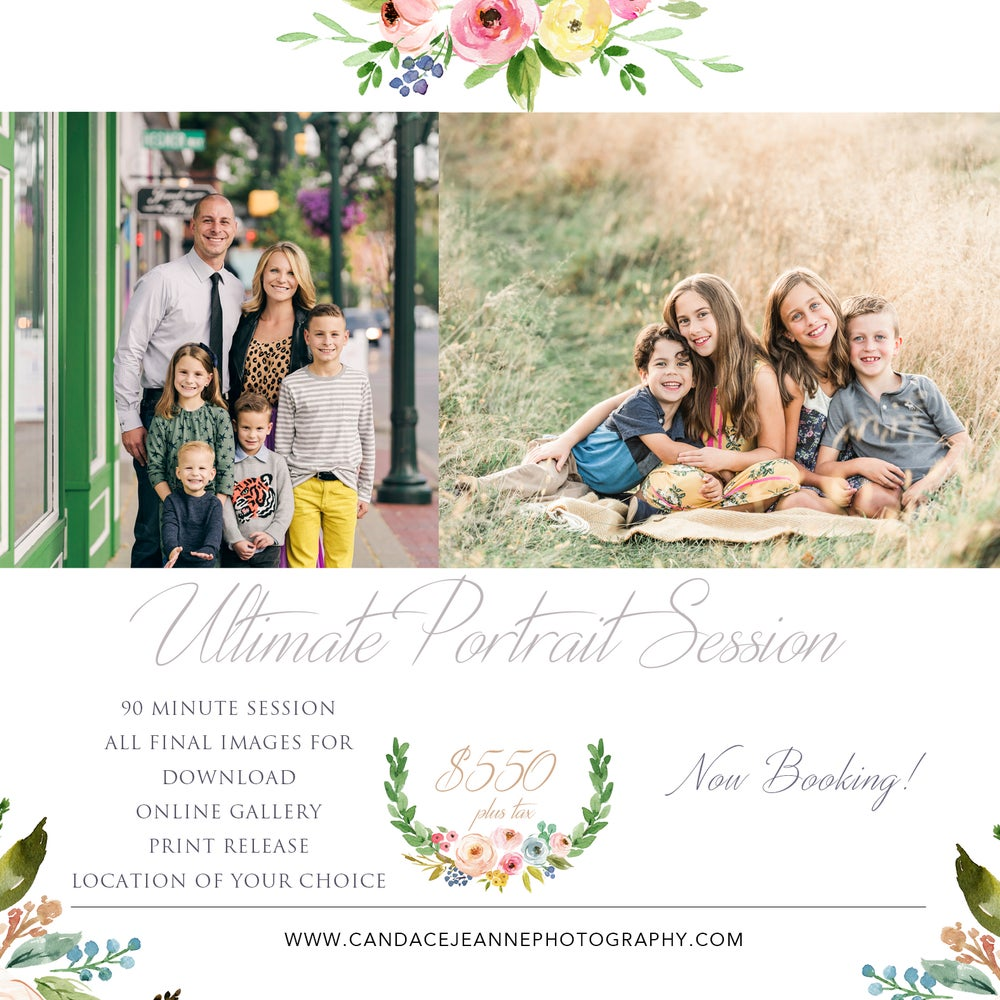 Image of Ultimate Portrait Session