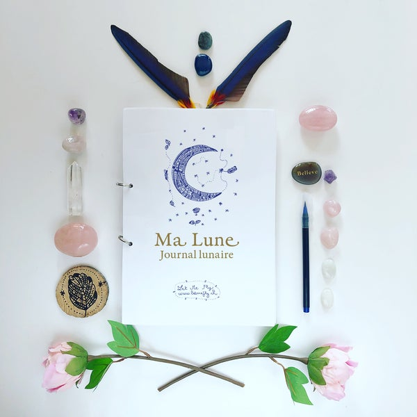 Image of Ma Lune *Journal Lunaire*