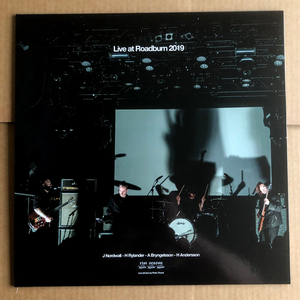 ORCHESTRA OF CONSTANT DISTRESS 'Live At Roadburn 2019' Vinyl LP