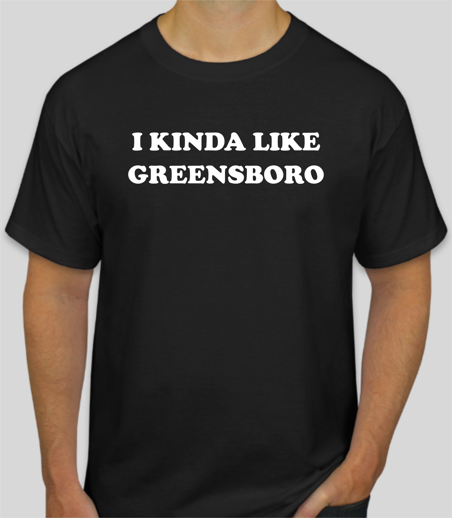 Image of I Kinda Like Greensboro/Winston Salem Tee