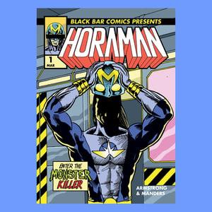 Image of Horaman #1 Comic Book