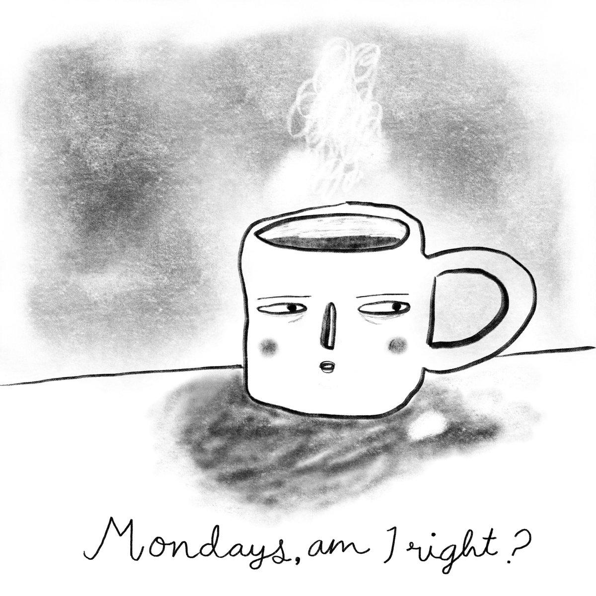 Mondays Card
