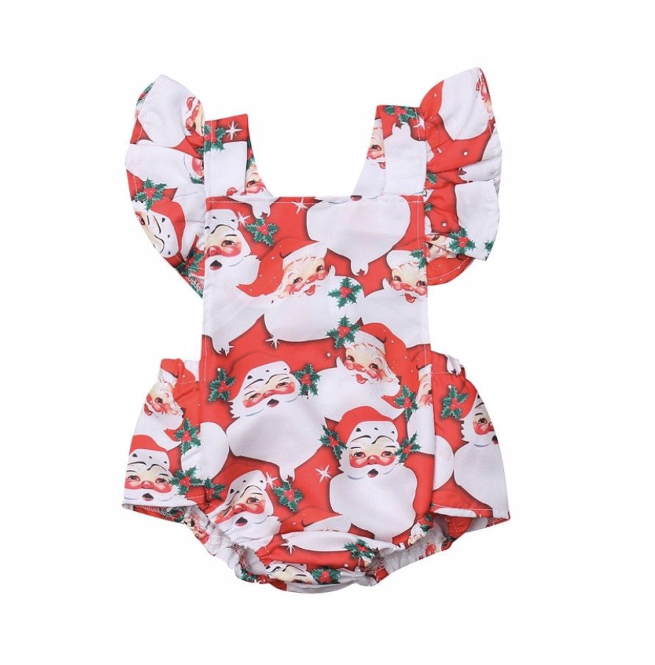 Image of Holly Romper