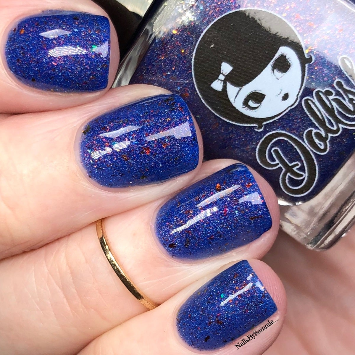 "Image of STRANGER THINGS 3 - ""Dingus"" Mini size polish"