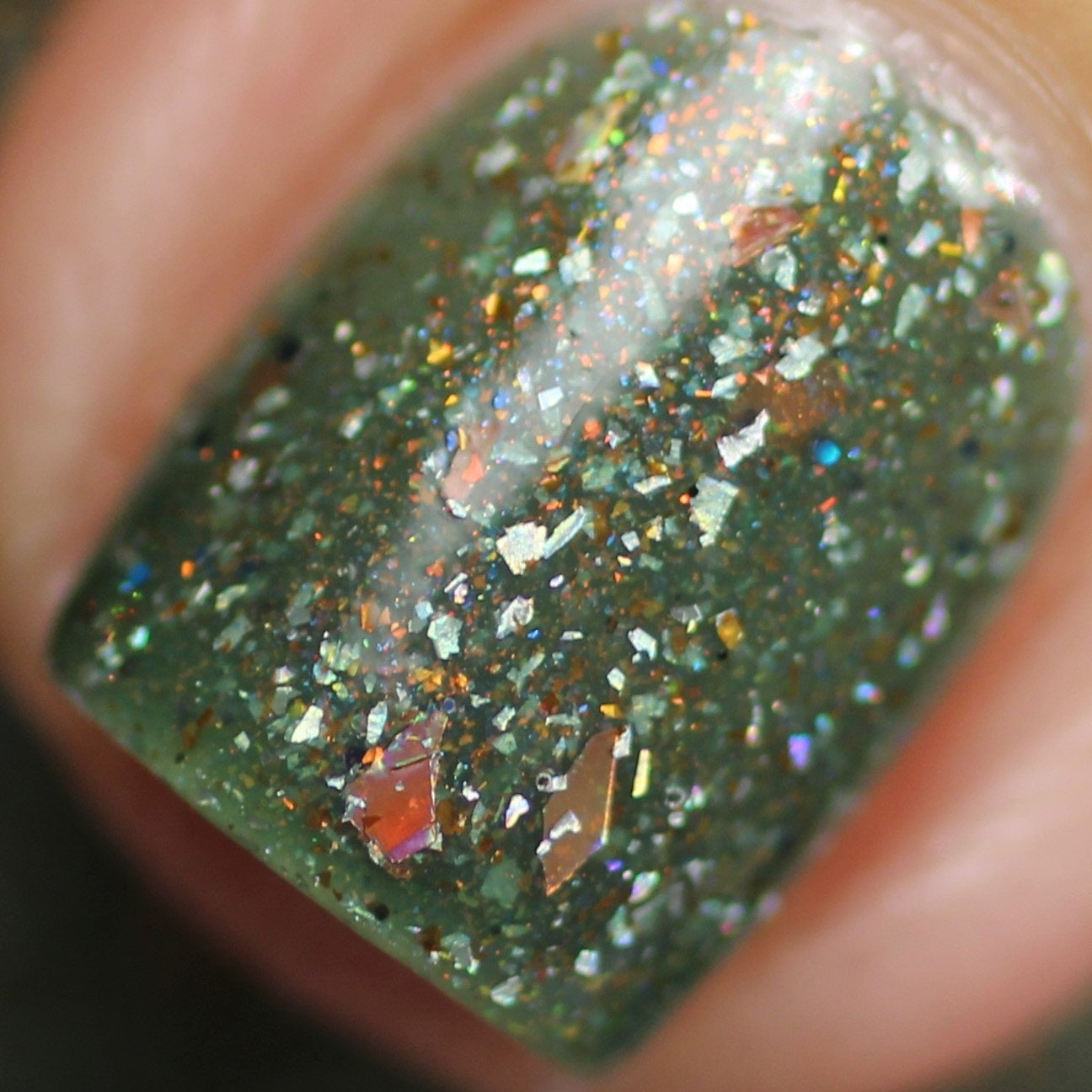 """Image of STRANGER THINGS 3 - """"Keep The Door Open 3 Inches"""" Mini size polish"""