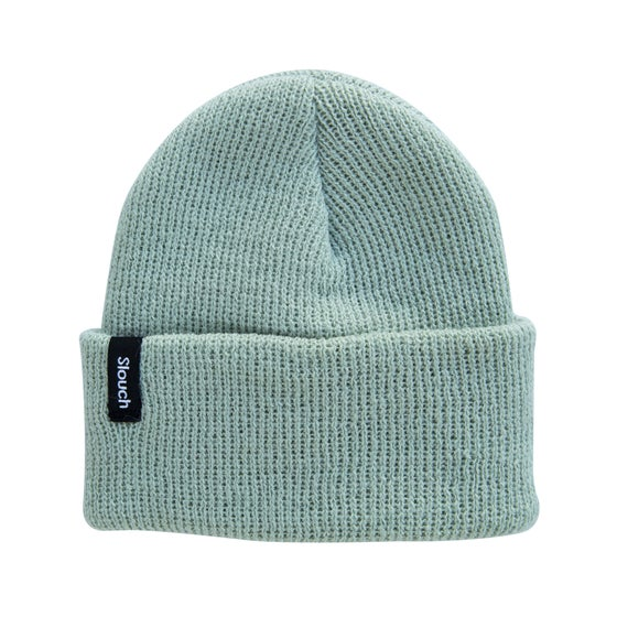 Image of Sea Mist Knit Cuff Beanie