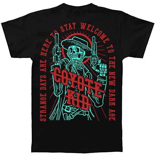 Image of Skeleton Man Glow Tee (Preorder)