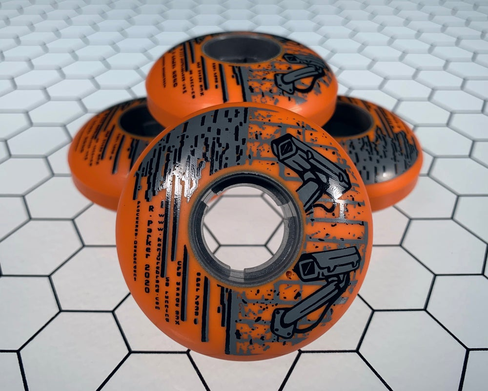 Image of Ryan Parker Pro Wheel