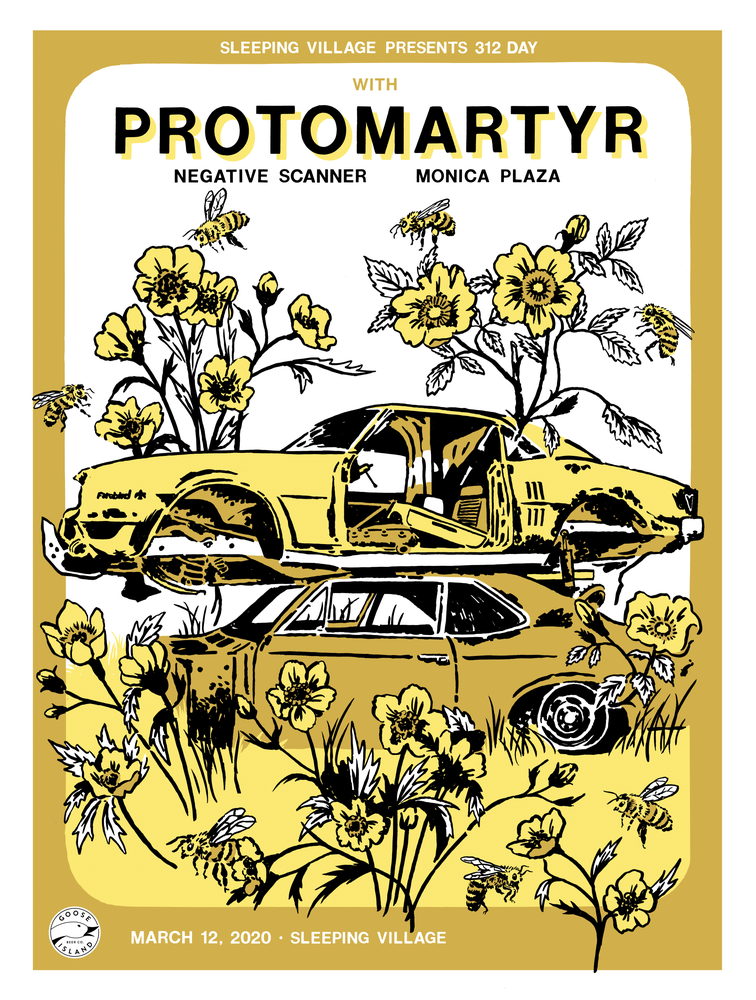 Image of Protomartyr 312 Day