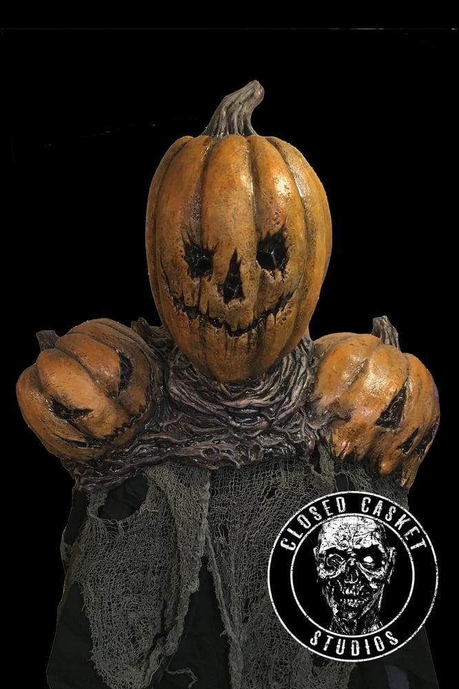 Image of Pumpkin warrior