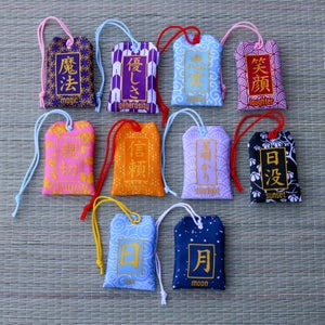 Omamori Good Luck Charms