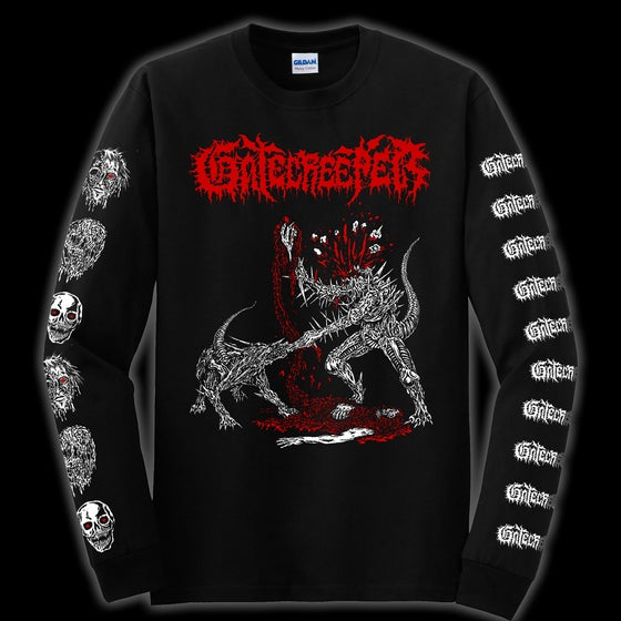 Image of BLOODY LONGSLEEVE