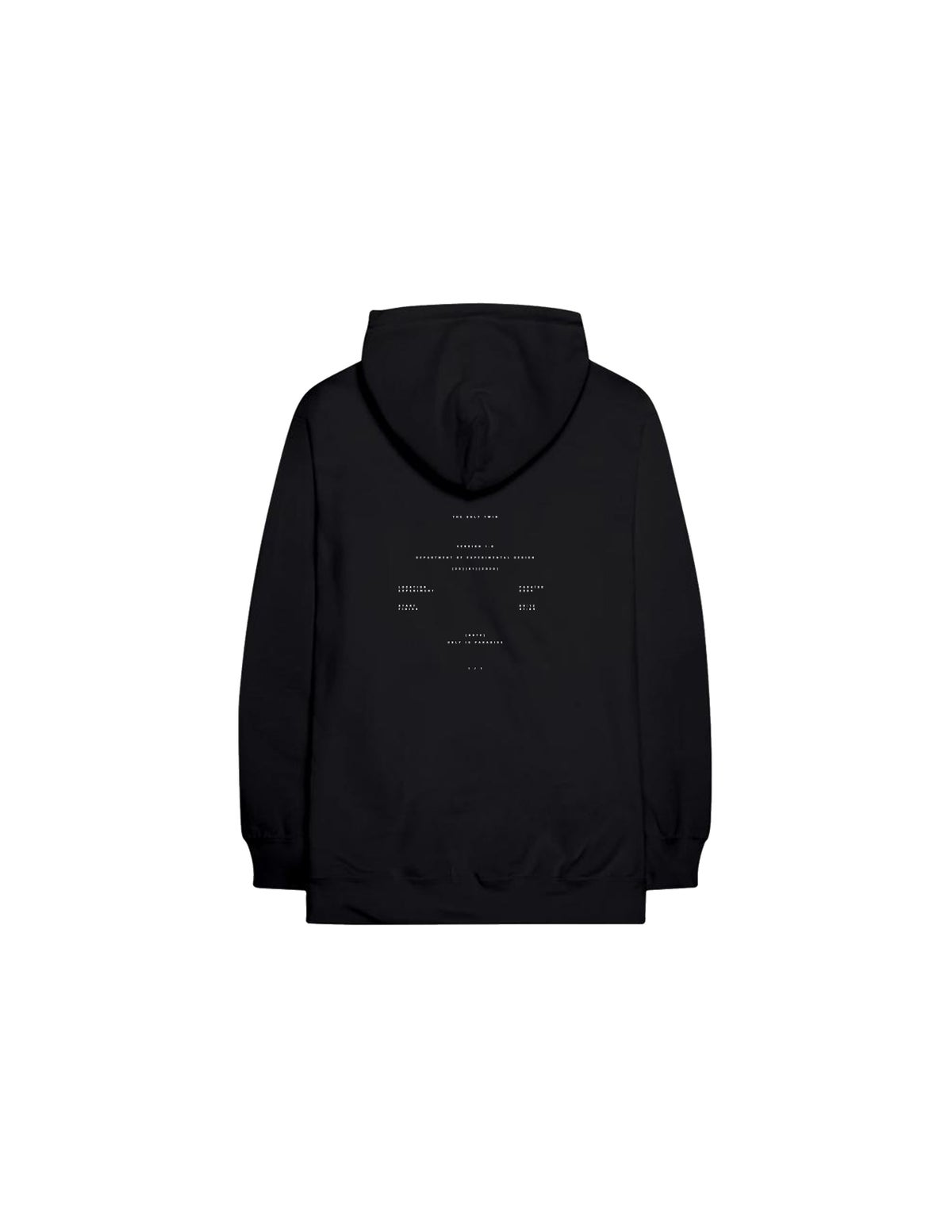 Image of Experiment0904 x Glitch Hoodie