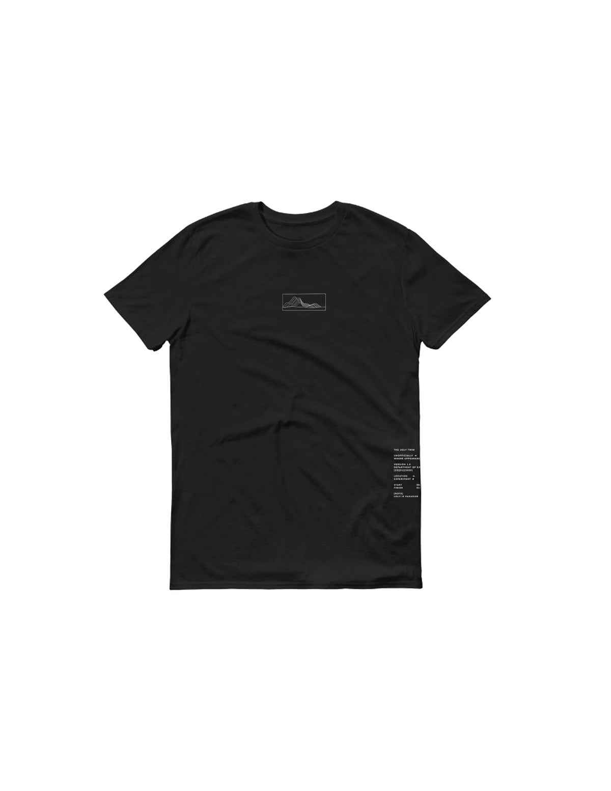 Image of Experiment0904 x Glitch Tee