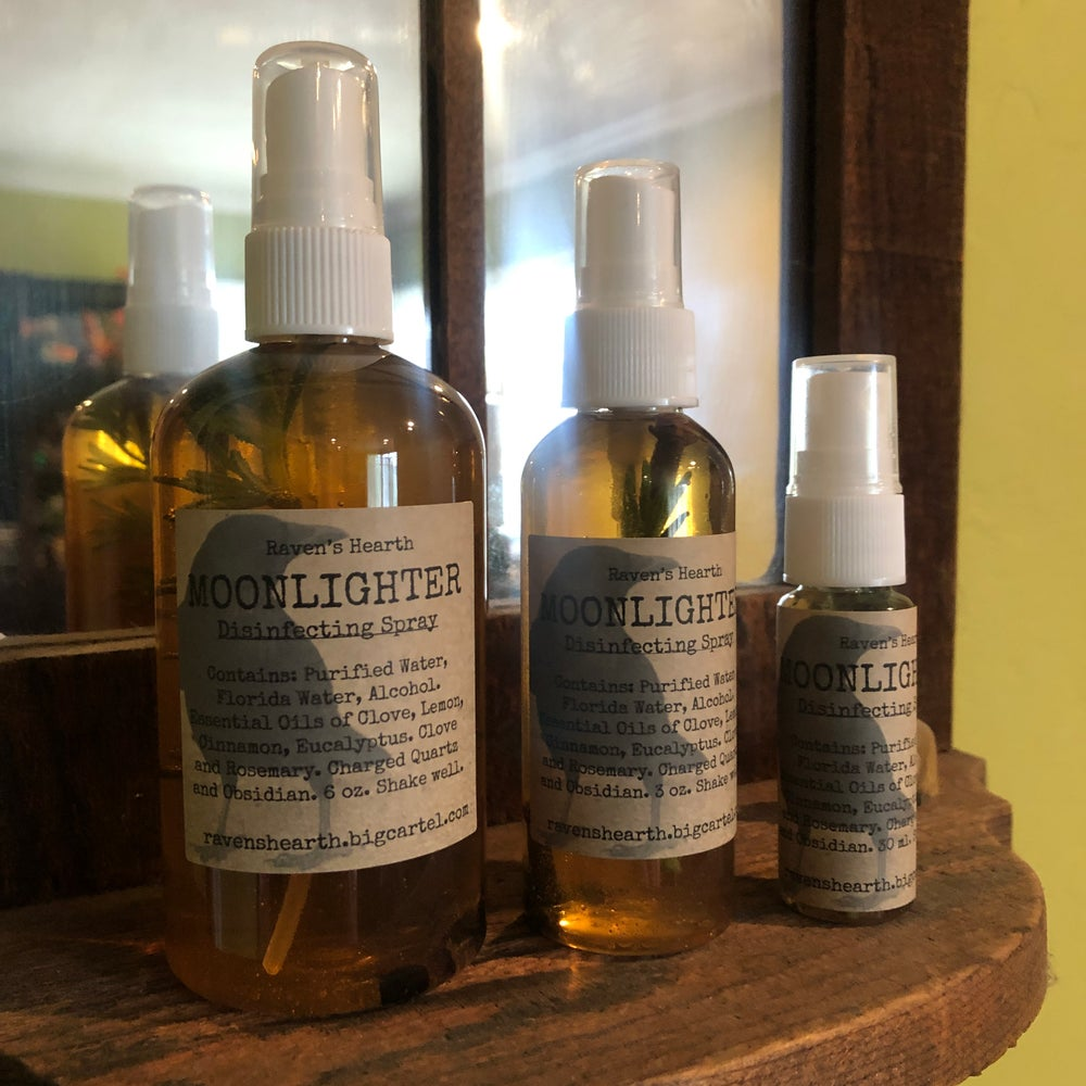 Image of MOONLIGHTER Disinfecting Spray