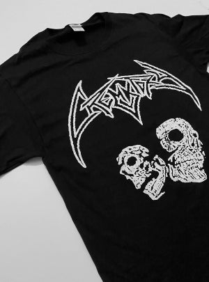 "Image of Crematory "" Mortal Torment "" T shirt"