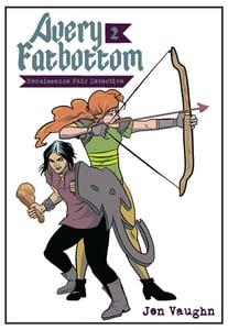 Image of Avery Fatbottom: Renaissance Fair Detective #1 + #2