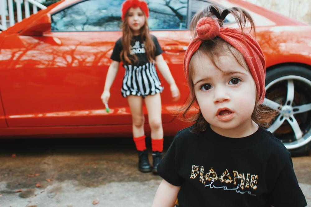 Image of BLOOMIE BABE / MAMA TEE