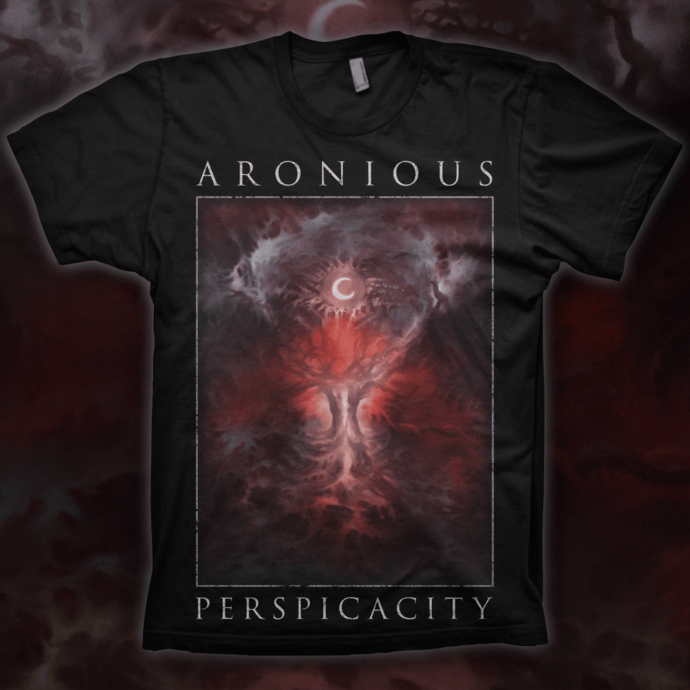 Image of ARONIOUS - Perspicacity | T-shirt