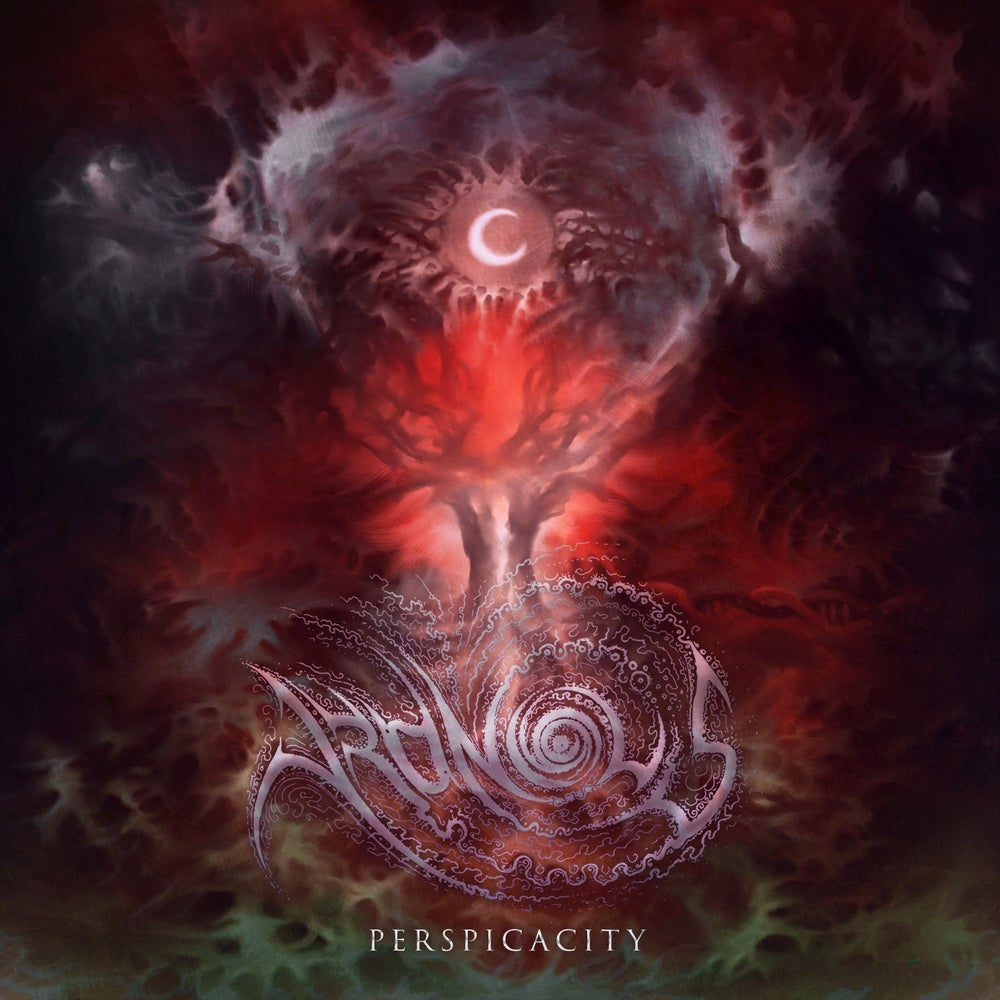 Image of ARONIOUS - Perspicacity | CD