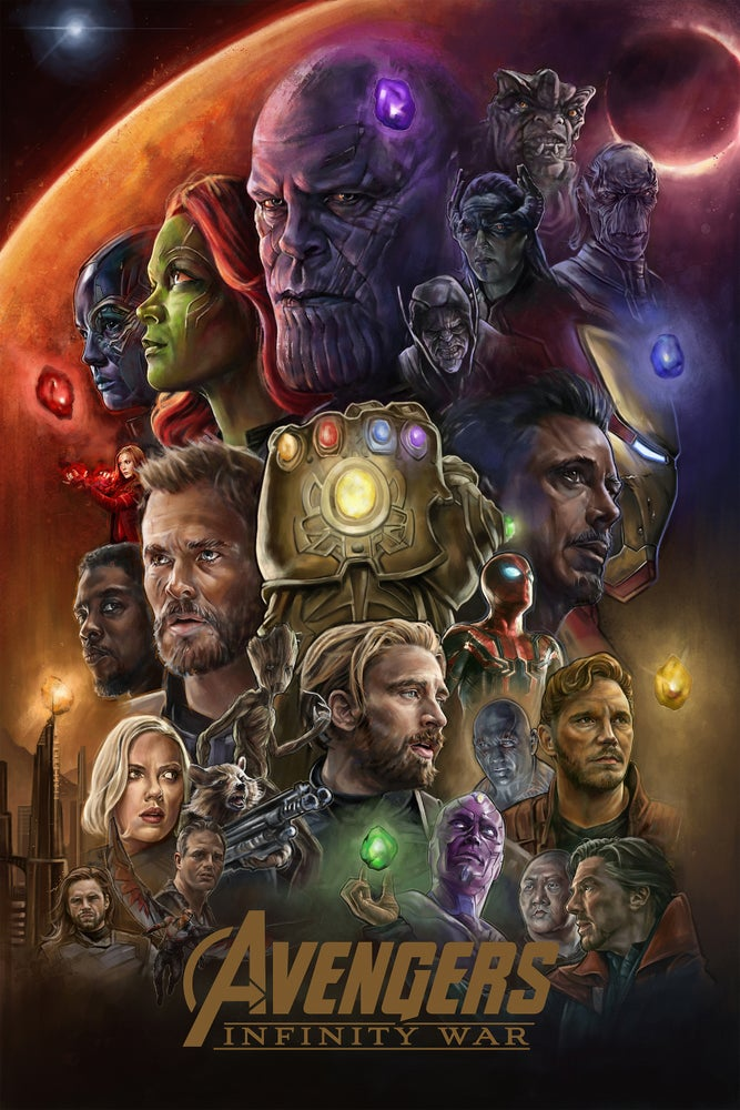 Image of Infinity War