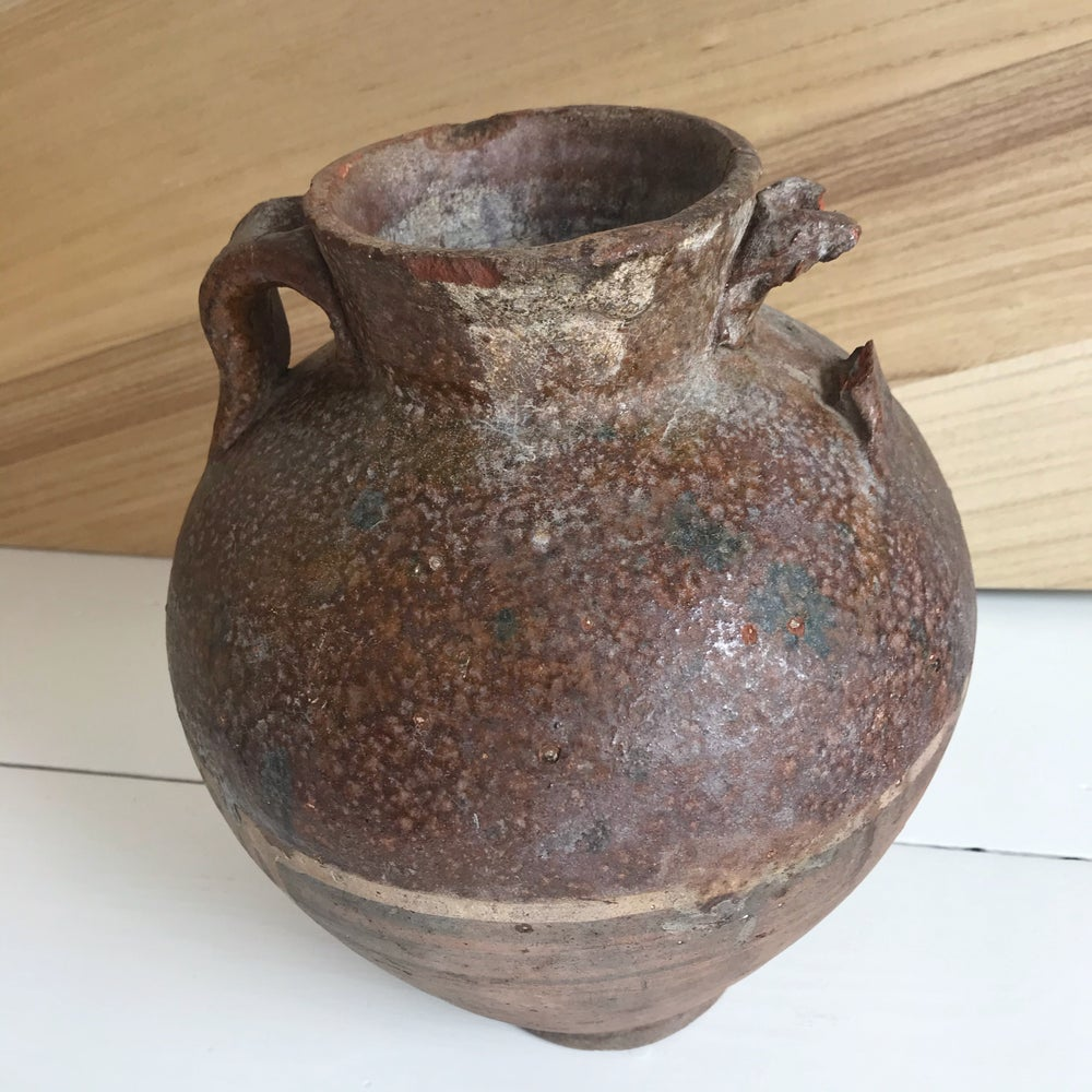 Image of Brown Clay Pottery