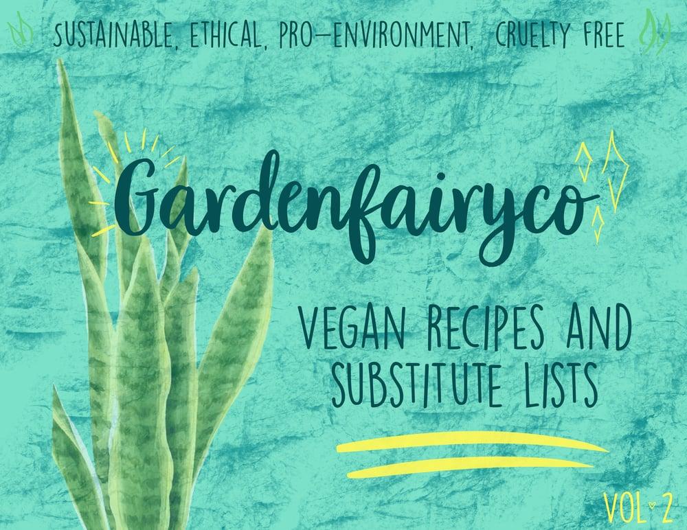 Image of Intro to Veganism VOLUME II