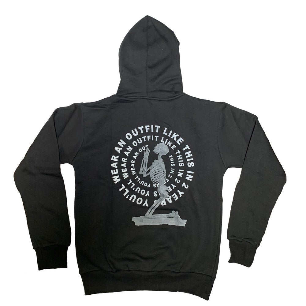 Image of ChainMail Hoodie