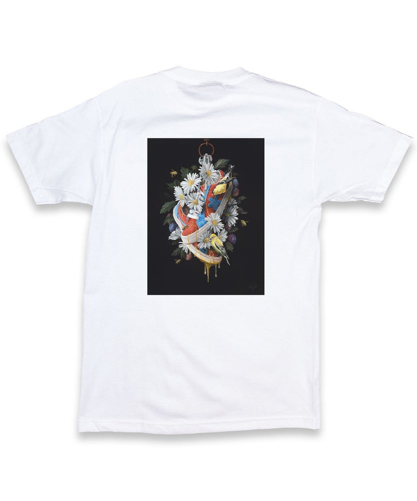 "Image of ""THE BIRDS AND THE BEES"" Short Sleeve T-Shirt"