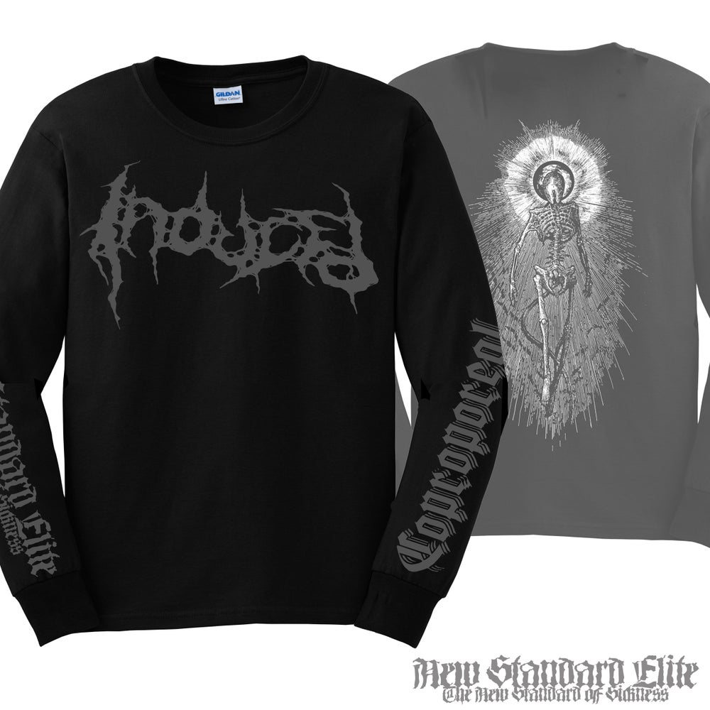 "Image of INDUCED ""COPROPOREAL"" LONG SLEEVE"