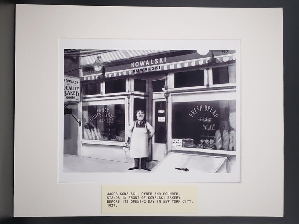 DARKROOM SERIES: Kowalski Bakery (1927)