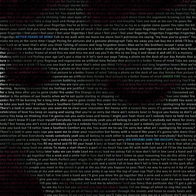 Image of Better Frame of Mind CD
