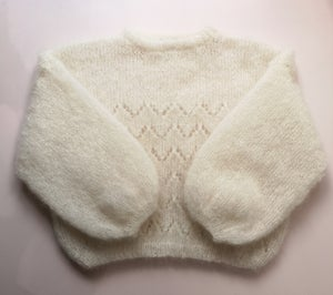 Image of -- PATRON/PATTERN : GOLDEN SWEATER --