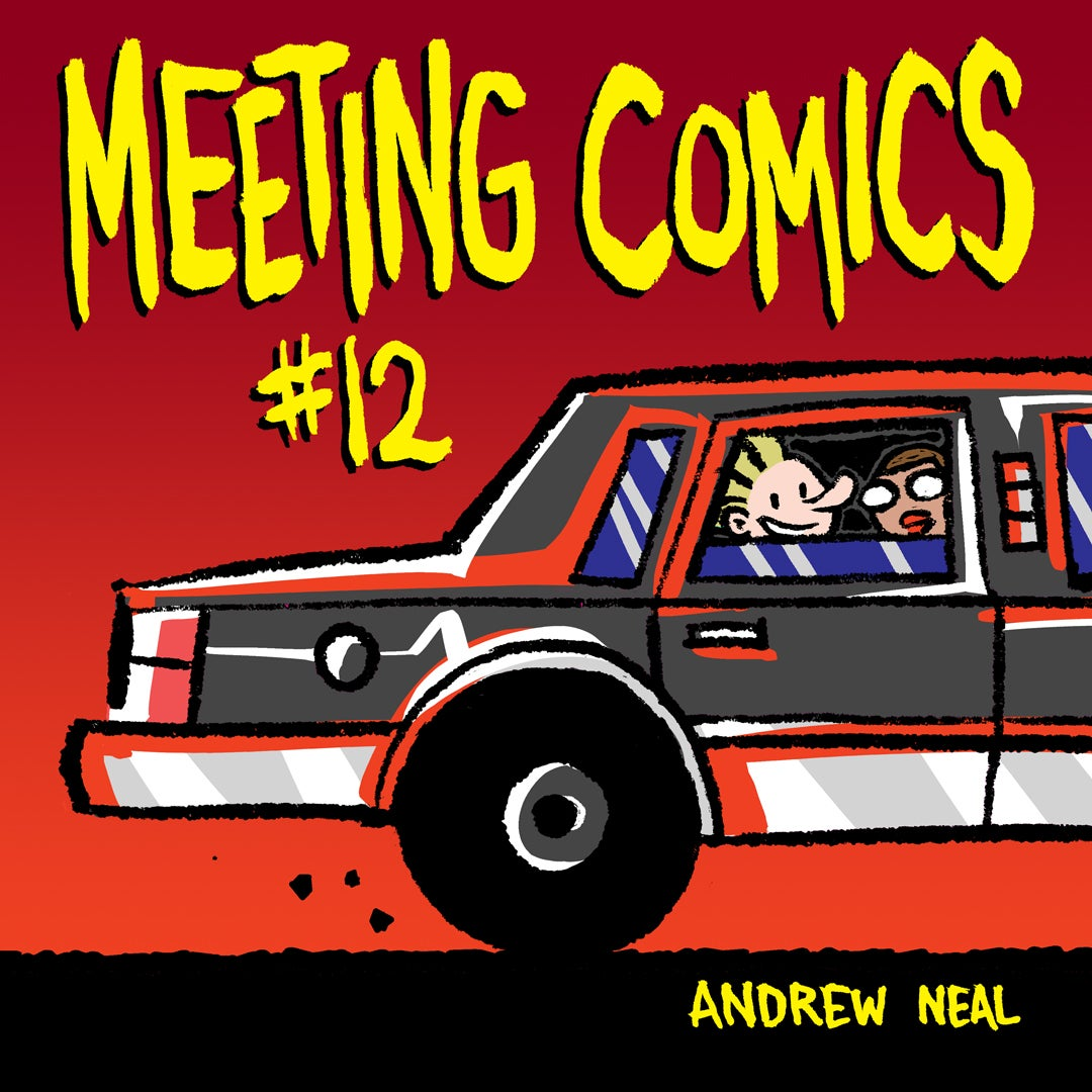 Image of Meeting Comics #12