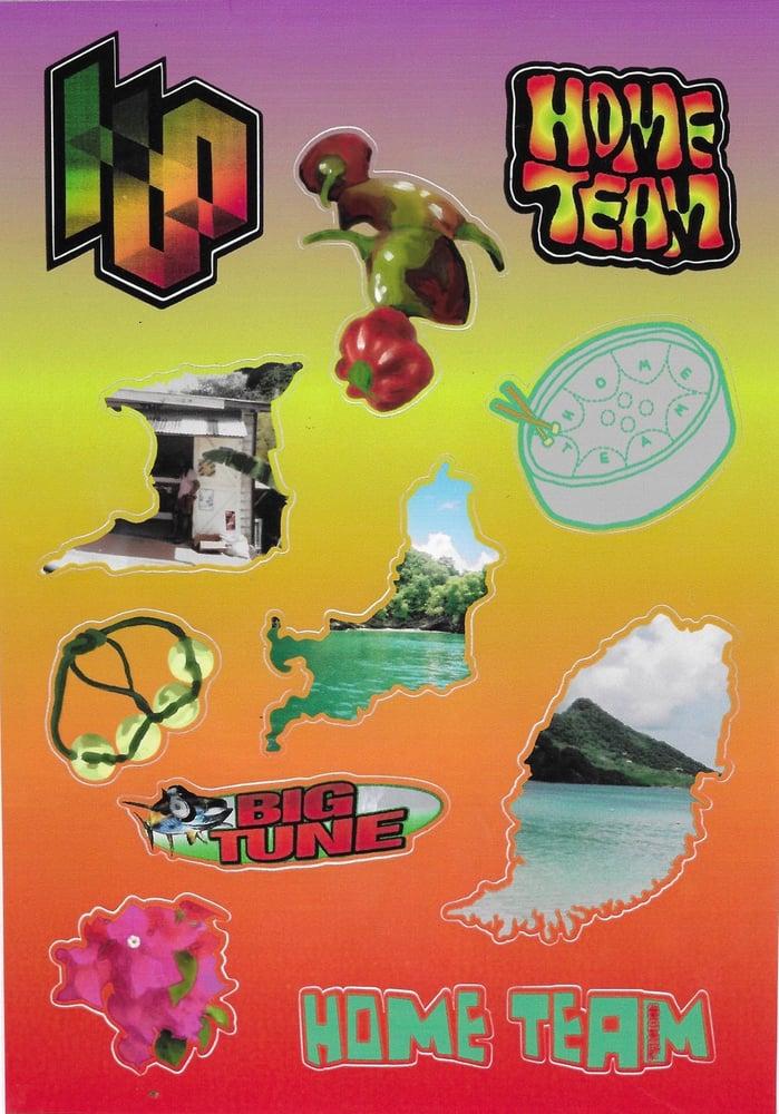 Image of HTP Trindad Sticker Pack