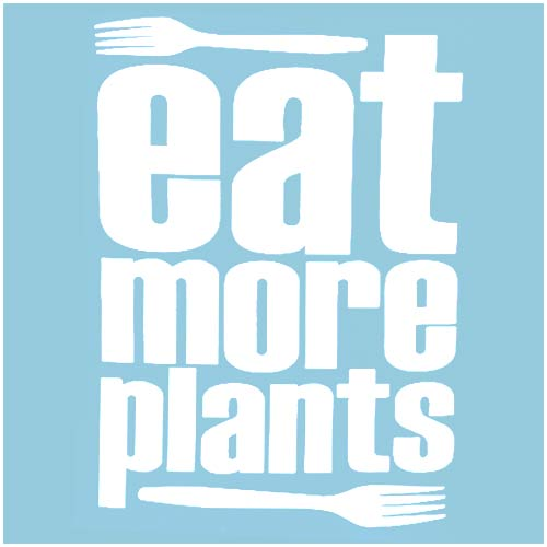 Image of Eat More Plants DECAL