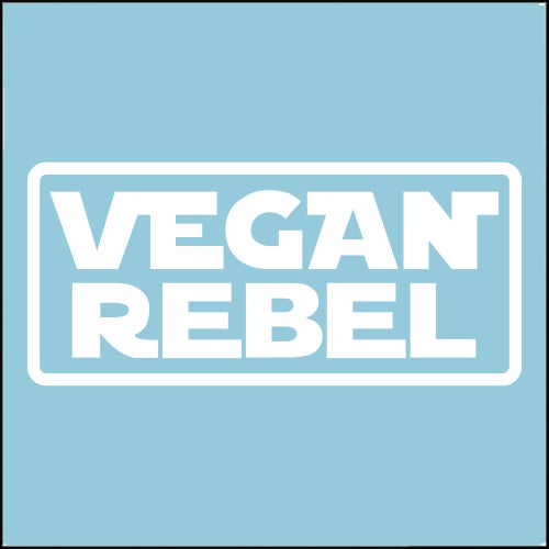 Image of Vegan Rebel DECAL