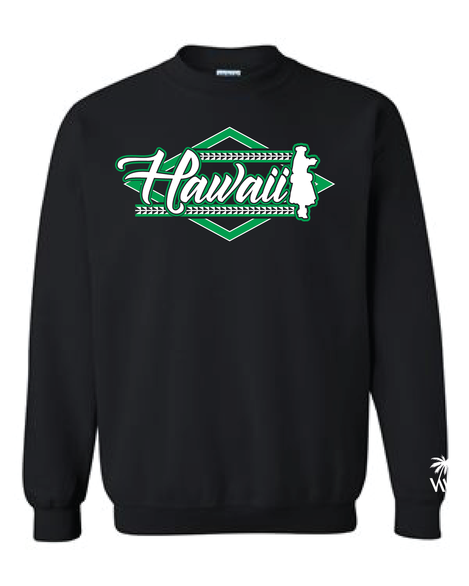 Image of Queen Majesty - Hawaii sweater