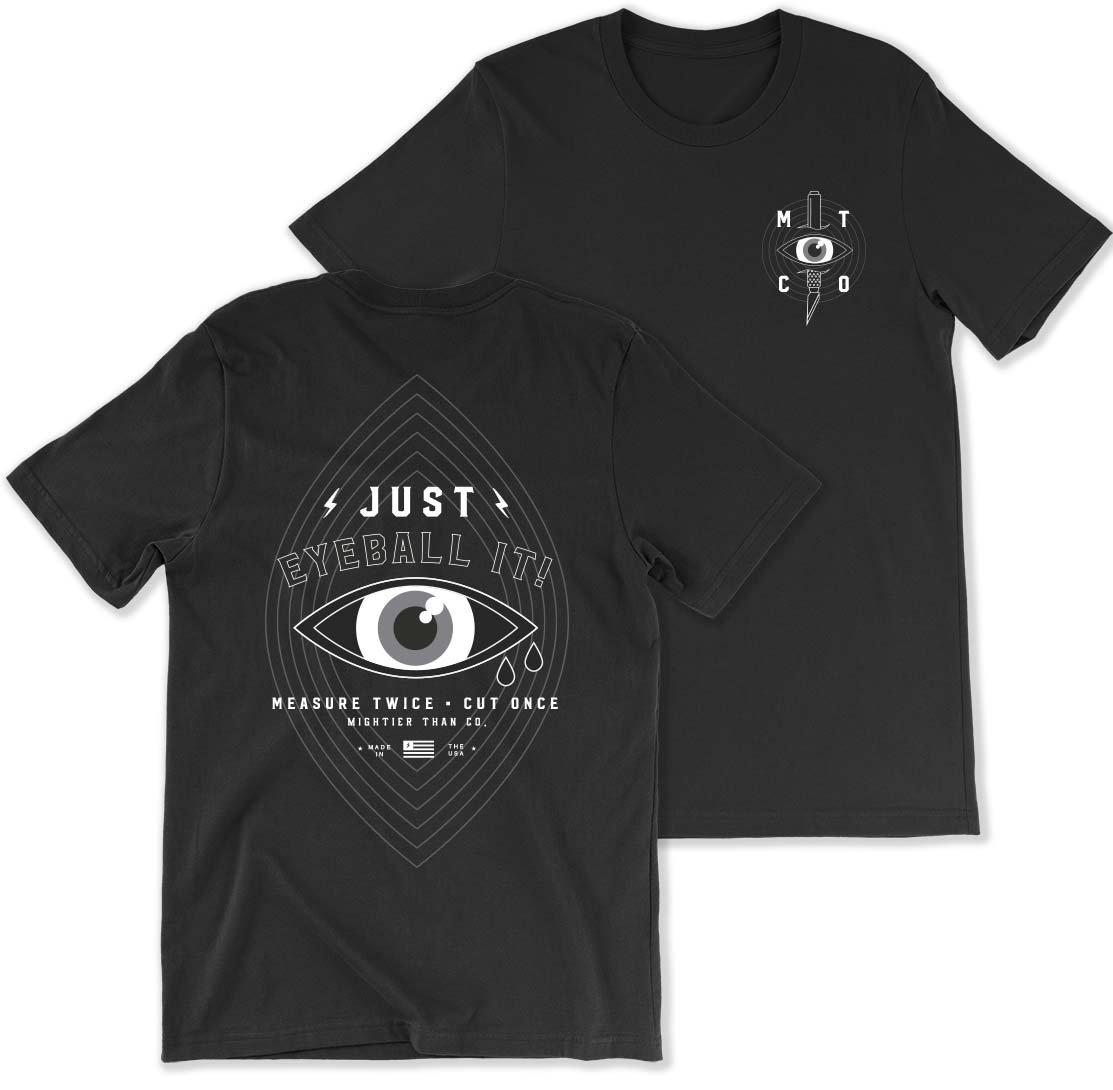 Image of Eyeball It - T-shirt