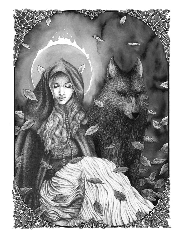 Image of The Witch and the Wolf